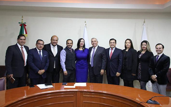 Firmaron convenio para dirimir diferencias entre condóminos en Naucalpan de Juárez