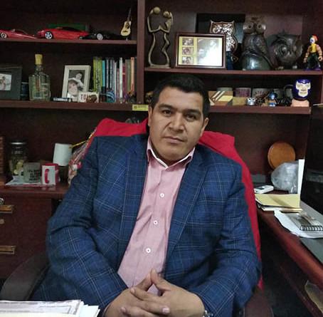 """En el SUTEyM no hay """"porros"""" ni """"golpeadores"""": Tomás Palomares"""