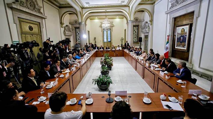 """Instalarán en Naucalpan """"fiscalías de proximidad"""", anuncio la Segob"""