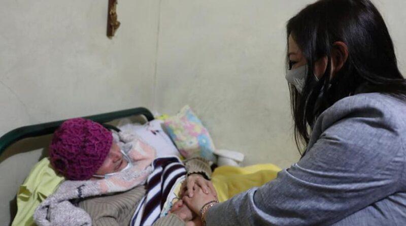 Vacunamóvil: Lleva #Naucalpan vacuna a domicilio a personas con nula movilidad.