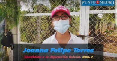 «Olvido y desatención del gobierno», las principales observaciones que le hacen los #izcallenses a la candidata a la diputación federal por el Distrito 7, Joanna F. Torres.