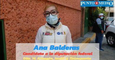«No tiene nombre», amenazar a adultos mayores con quitarles programas sociales; es una mentira: Ana Balderas