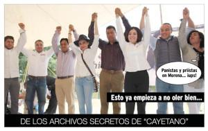 Cayetano web
